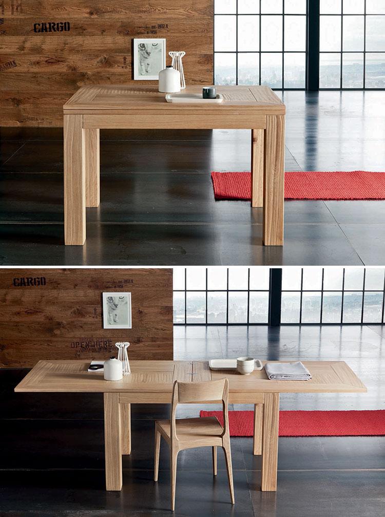 Modello di tavolo salvaspazio di AltaCorte n.2