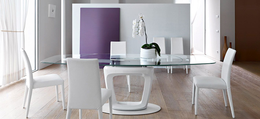 Modello di tavolo salvaspazio di Calligaris n.5