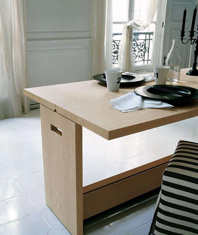 Modello di tavolo salvaspazio di Maxalto n.2