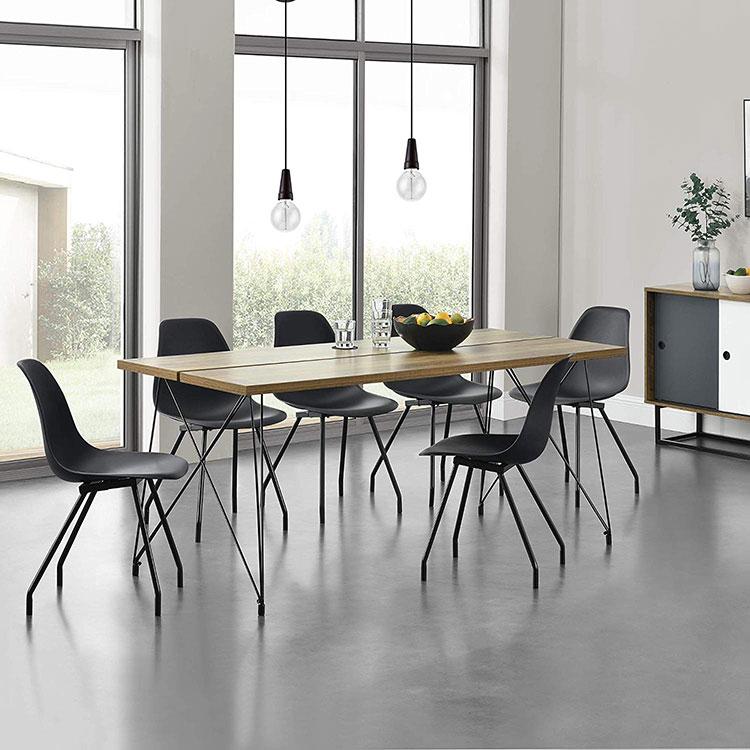 Modello di tavolo industrial di Amazon n.6