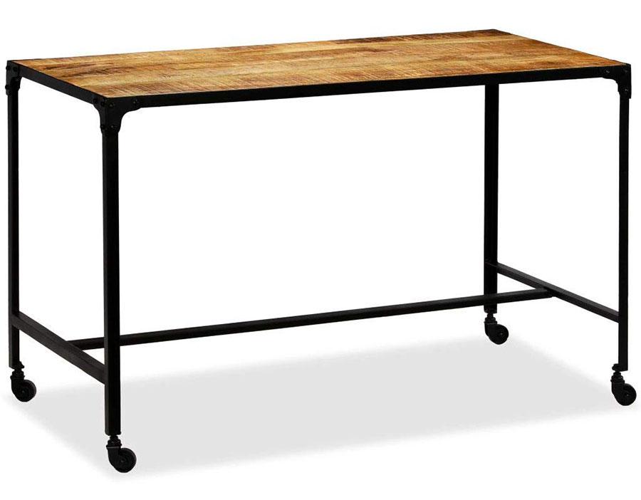 Modello di tavolo industrial di Amazon n.9