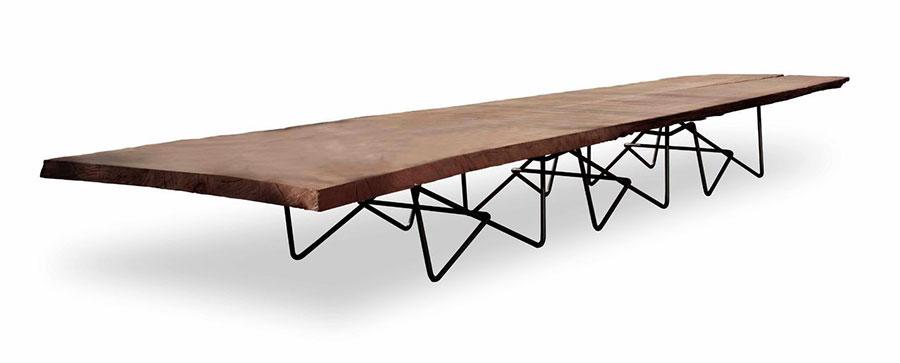 Modello di tavolo industrial Antico di Riva