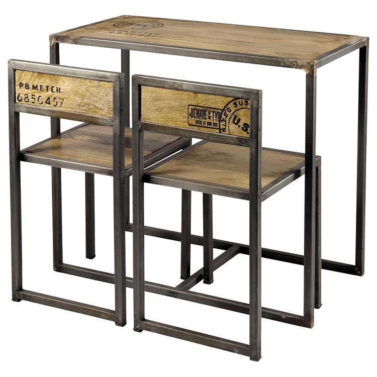 Modello Manufacture di tavolo industrial di Maison Du Monde