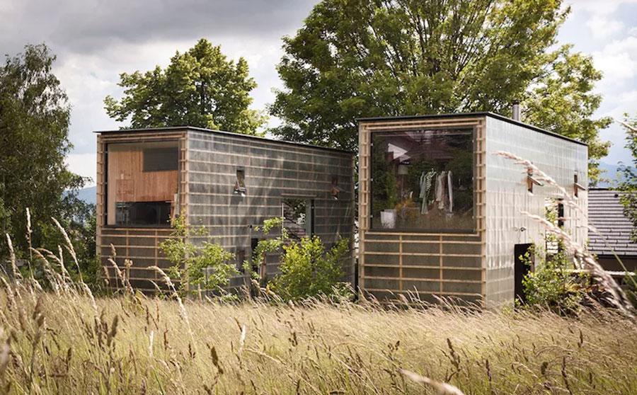 Progetto di tiny house n.01