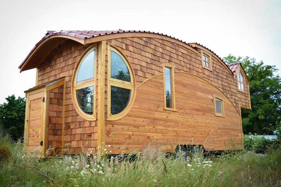 Progetto di tiny house n.08