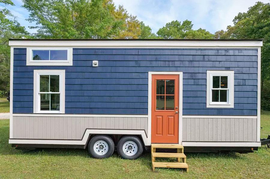 Progetto di tiny house n.11