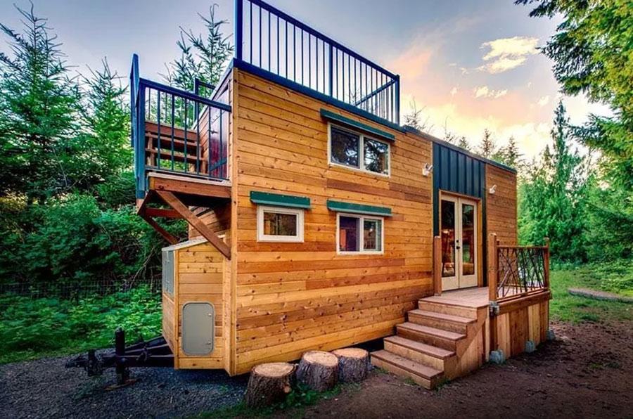Progetto di tiny house n.15