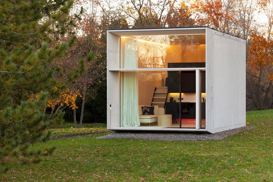 Progetto di tiny house n.19