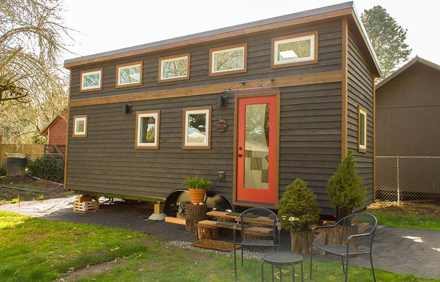 Progetto di tiny house n.21