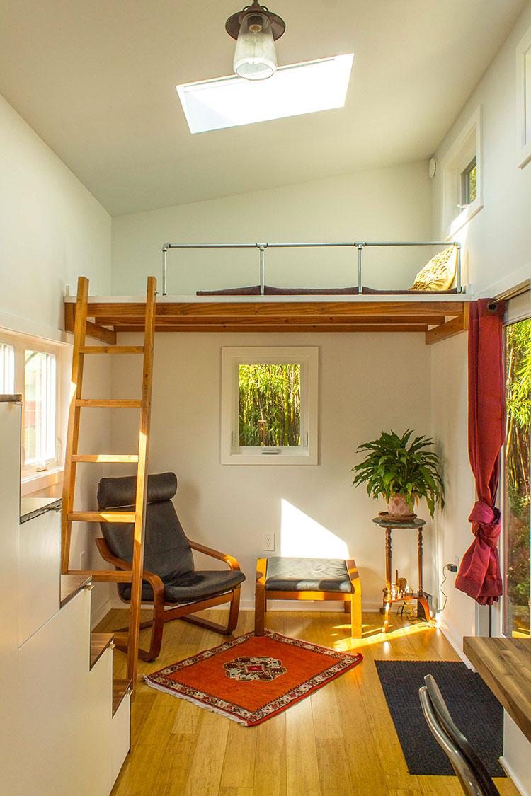 Progetto di tiny house n.22