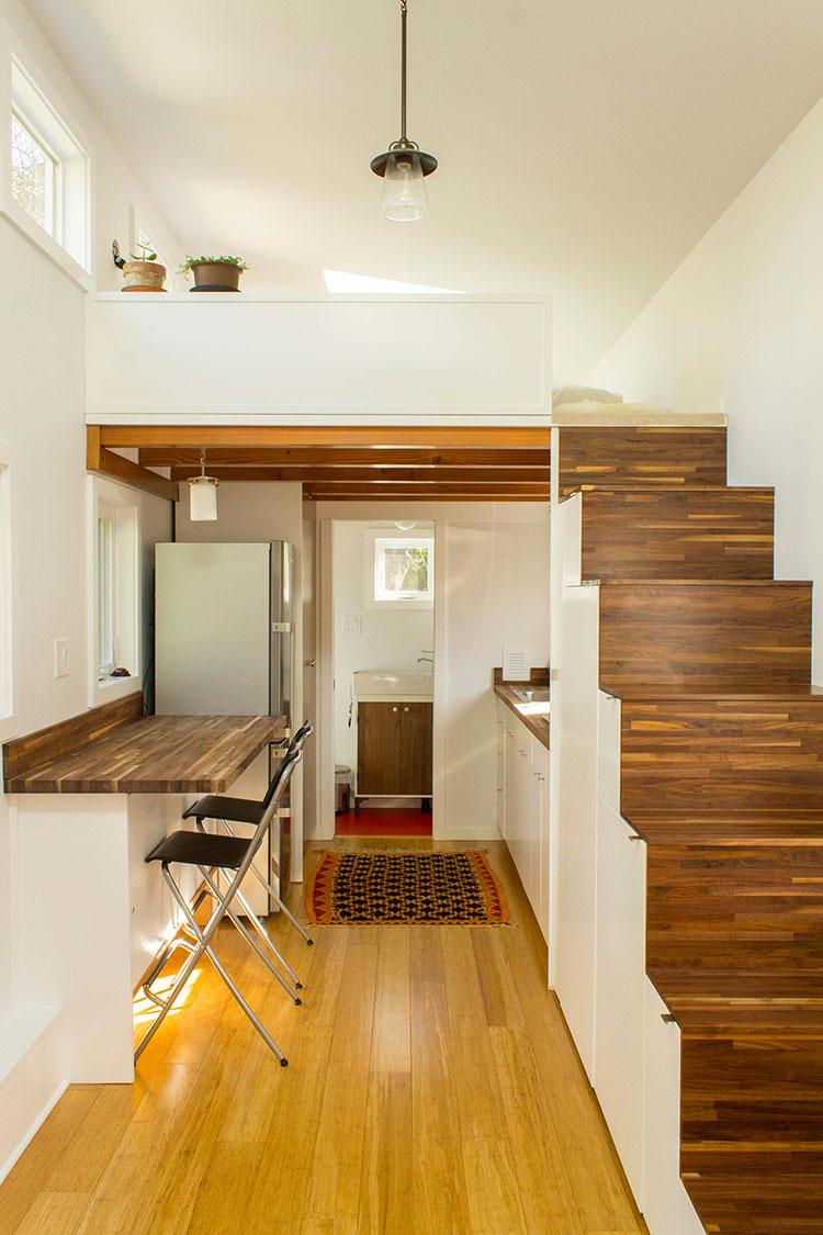 Progetto di tiny house n.23