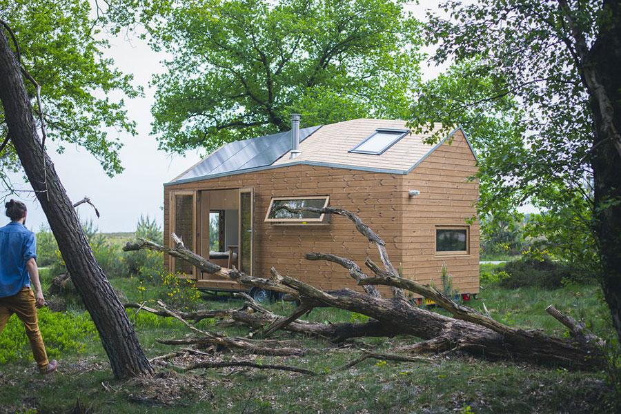 Progetto di tiny house n.26
