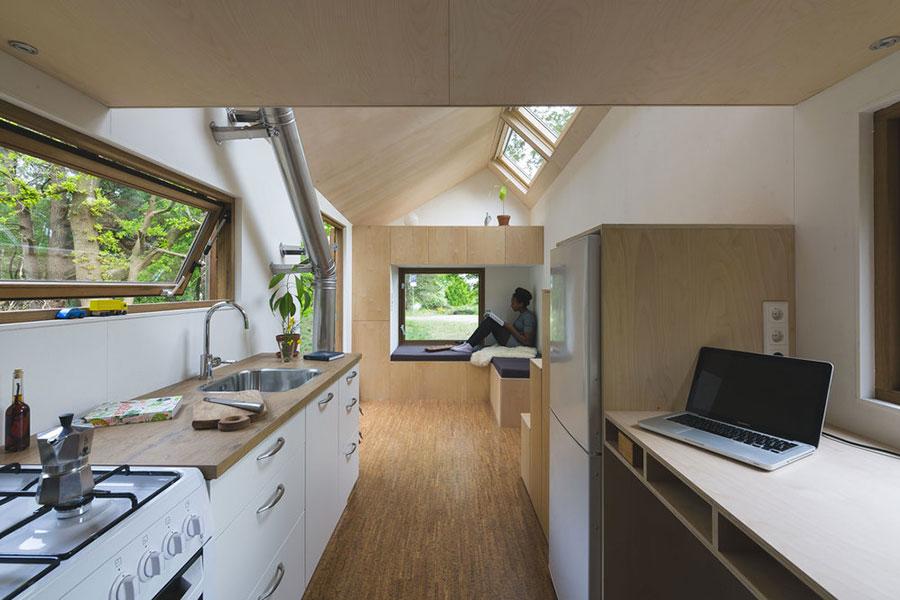 Progetto di tiny house n.27