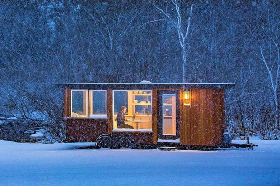 Progetto di tiny house n.28