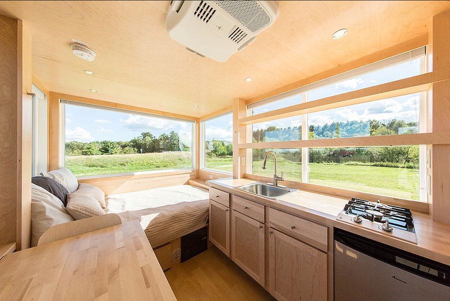 Progetto di tiny house n.30