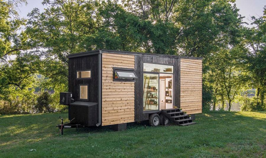 Progetto di tiny house n.33
