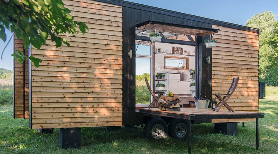 Progetto di tiny house n.34