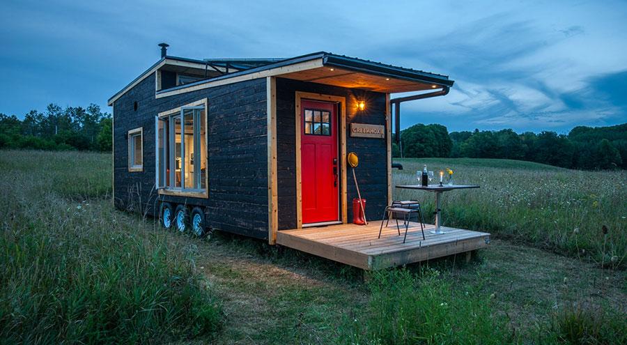 Progetto di tiny house n.39