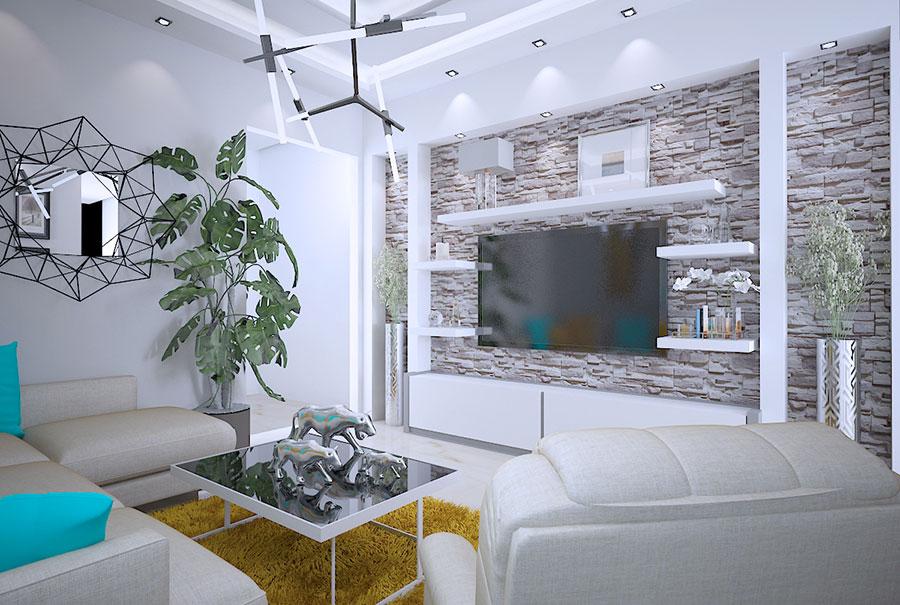 Come arredare un soggiorno piccolo 30 idee originali for Arredamento soggiorno moderno idee