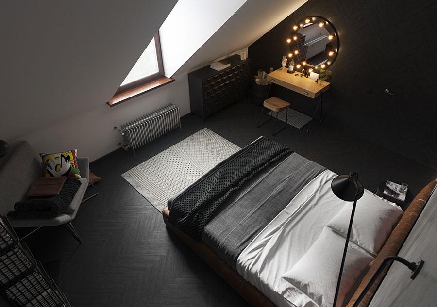 Come arredare una camera da letto piccola n.26