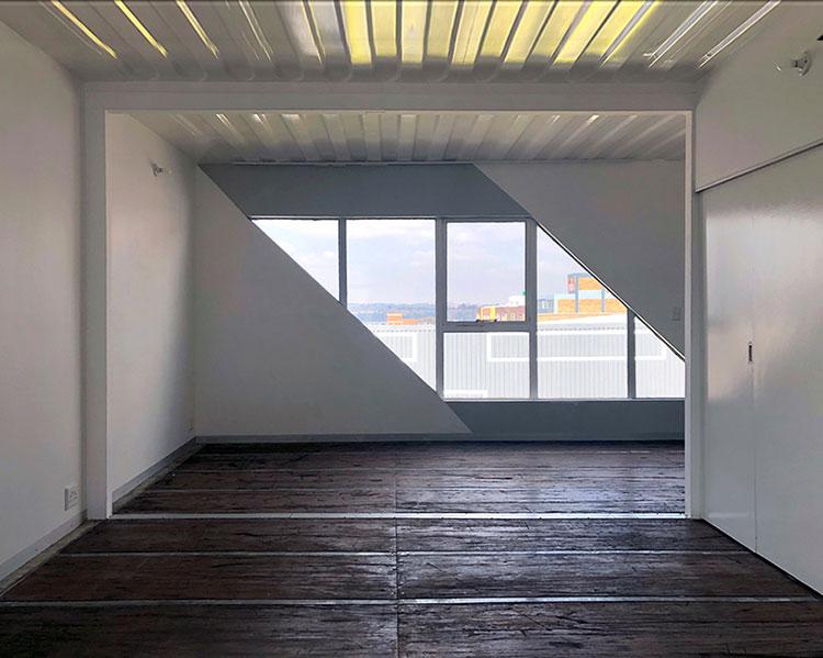 Foto del condominio costruito con container n.12