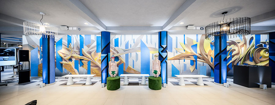NYX Hotel street art n.03