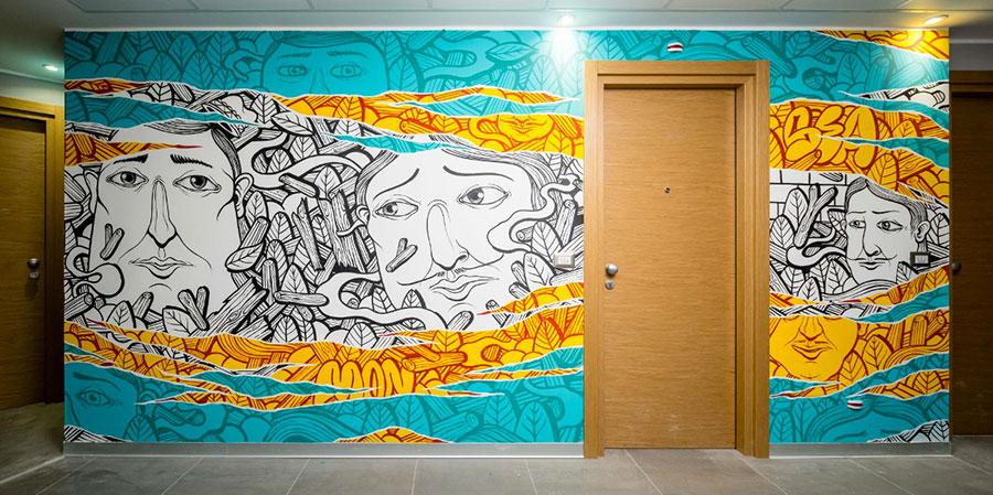 NYX Hotel street art n.09