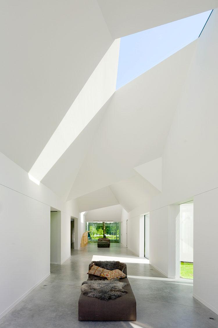 Modello di pavimento in cemento industriale n.05