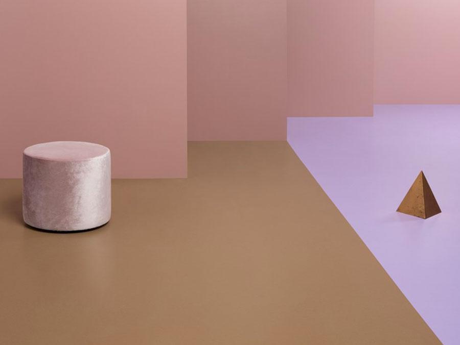 Pavimento in vinile effetto tridimensionale n.02