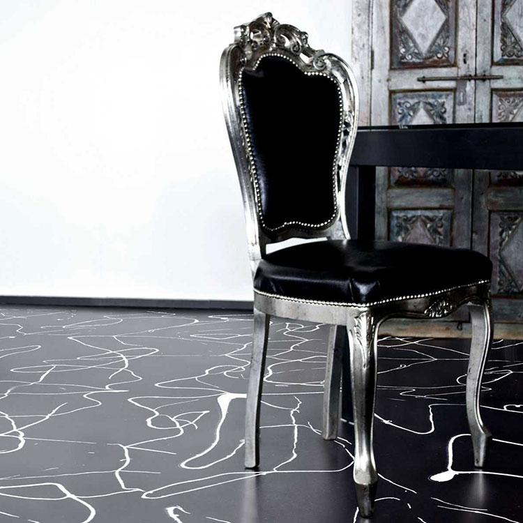 Tipo di pavimento in resina di Atria n.01