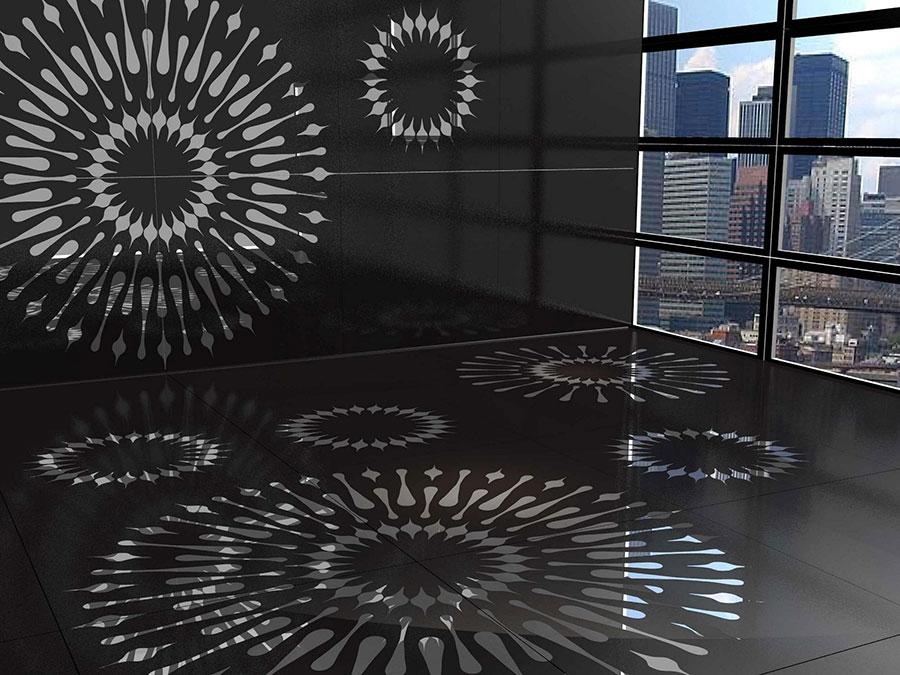 Tipo di pavimento in resina di Cedrimartini n.03
