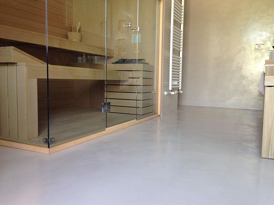 Tipo di pavimento in resina di Colledani n.06