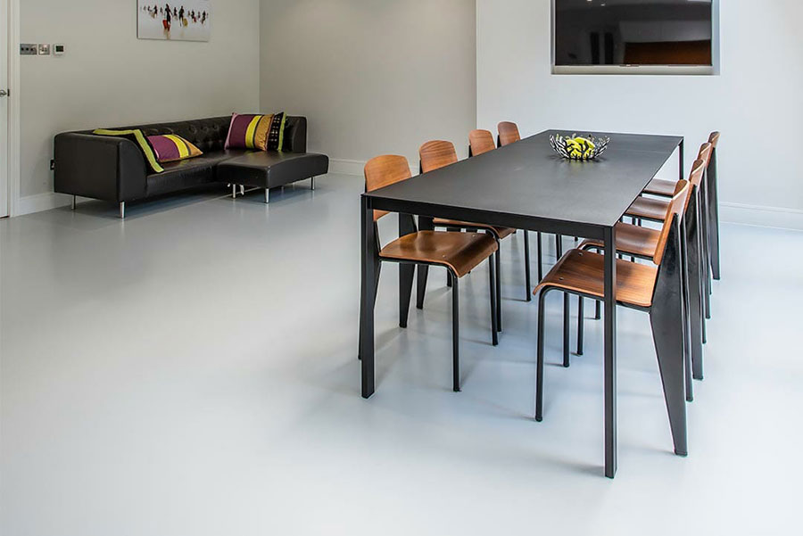 Tipo di pavimento in resina di Resin Floor n.02