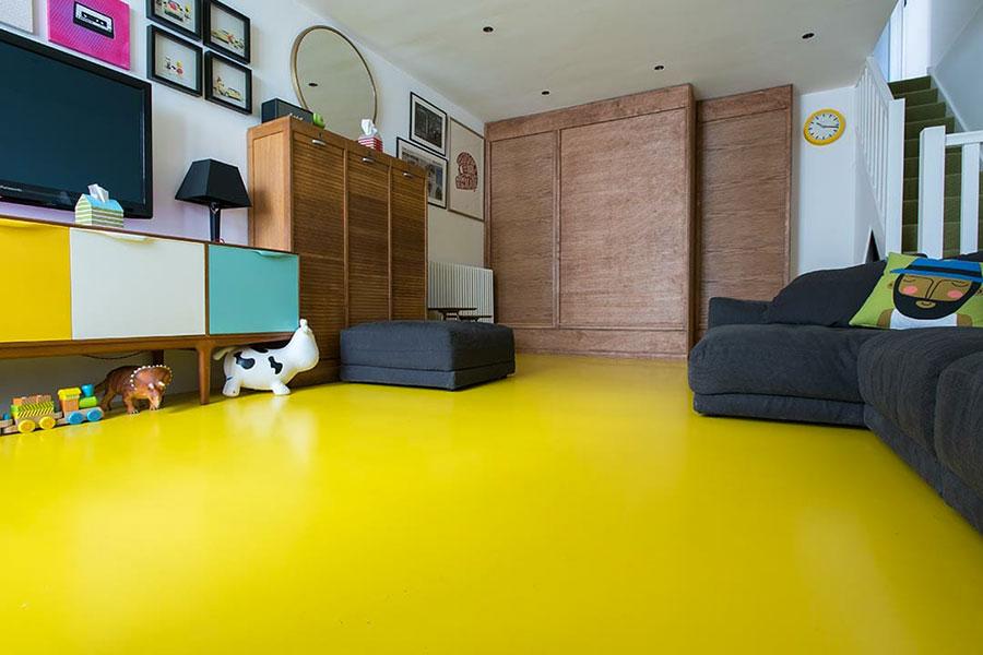 Tipo di pavimento in resina di Resin Floor n.05