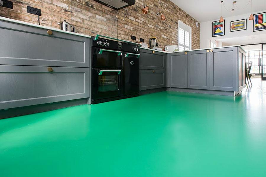 Tipo di pavimento in resina di Resin Floor n.06