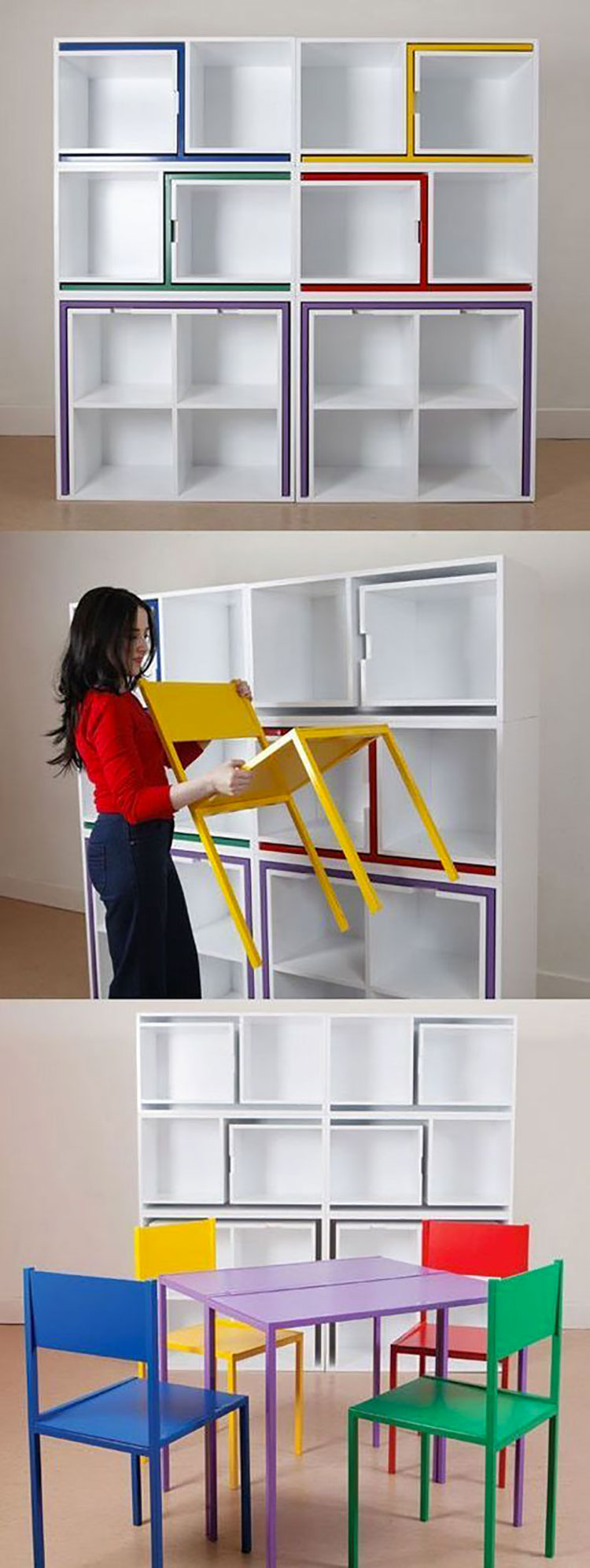 Bookcase Orla Reynolds Design