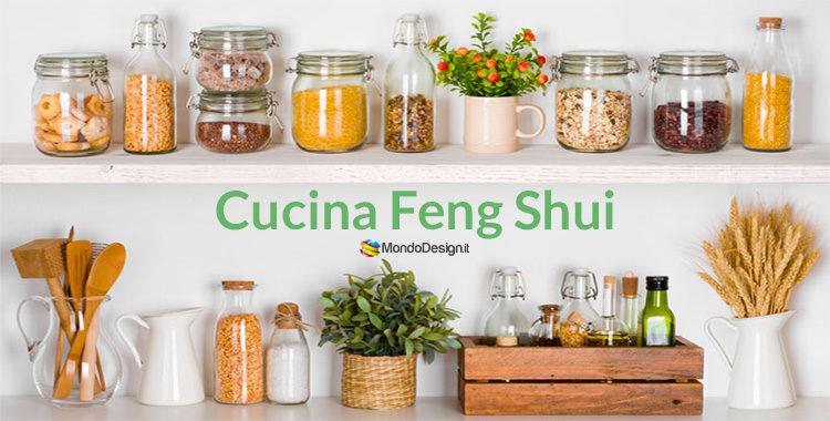 Elementi per una cucina feng shui