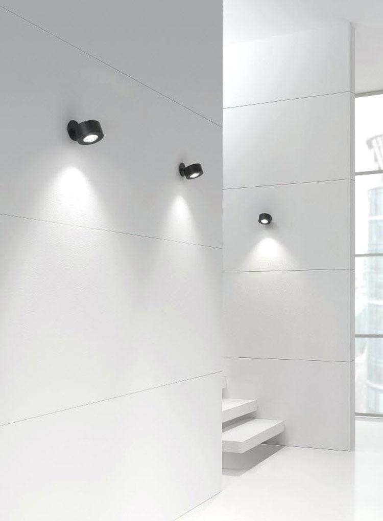 Utilizzo delle luci in una casa piccola 01