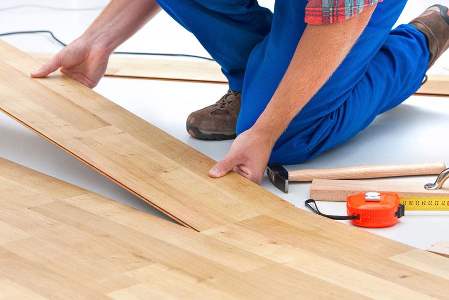 Come si posa il pavimento in laminato