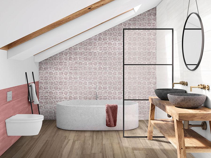 Piastrelle per bagno moderno di Mariner n.04