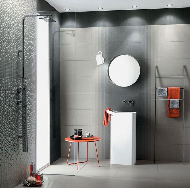 Piastrelle per bagno moderno di Mirage n.01