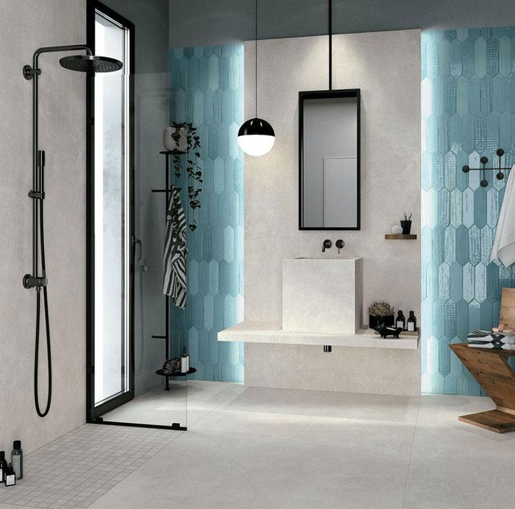 Piastrelle per bagno moderno di Mirage n.02