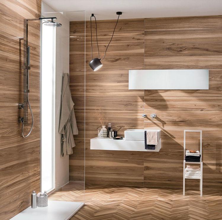 Piastrelle per bagno moderno di Mirage n.03