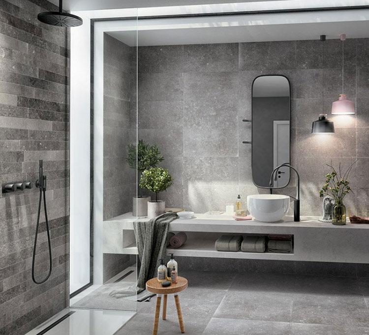 Piastrelle per bagno moderno di Mirage n.06