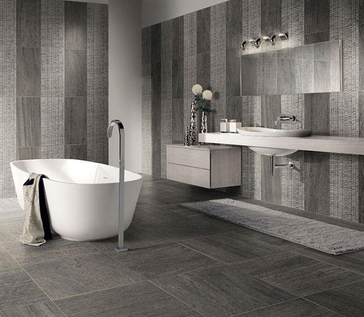 Piastrelle per bagno moderno di Panaria Ceramica n.05