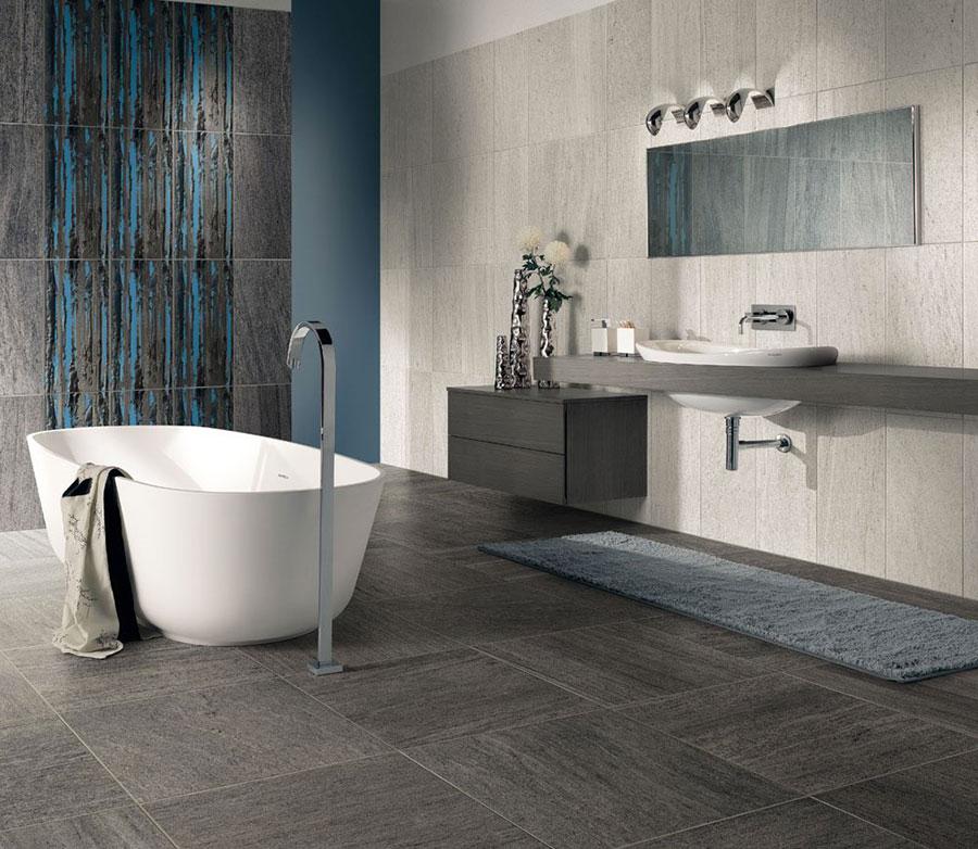 Piastrelle per bagno moderno di Panaria Ceramica n.06