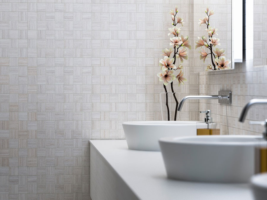 Piastrelle per bagno moderno di Refin n.05