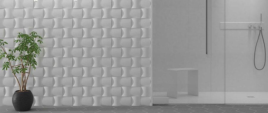Piastrelle per bagno moderno di Wow Design n.10