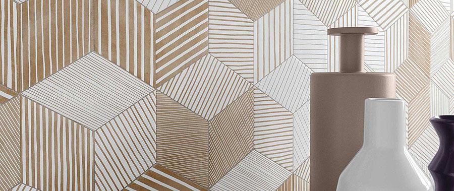 Piastrelle per bagno moderno di Wow Design n.14