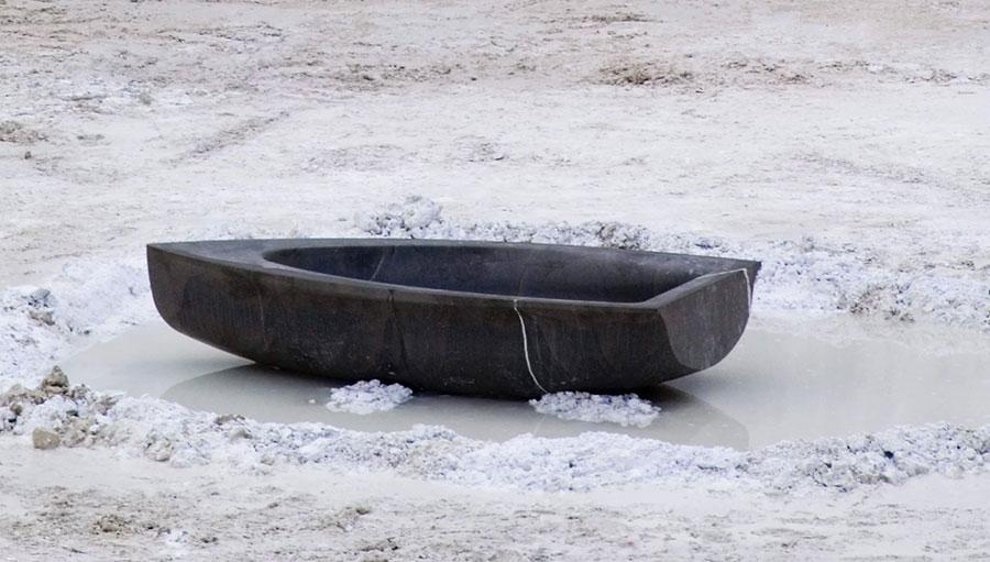 Vasca da bagno a libera installazione di Antonio Lupi n.06